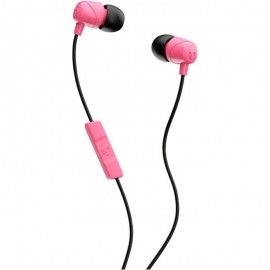 Auriculares Skullcandy Jib Mic Pink Black In-ear