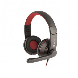 Auriculares Ngs Vox420dj Jack 3.5mm Stereo Pc/ps4/xbox