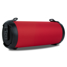 Altavoz Bt Ngs Roller Tempo Red 20w Portable Tws Usb/sd/aux In 1500 Mah Bat
