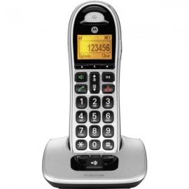 Teléfono Fijo Base Motorola CD301 Negra Identificador
