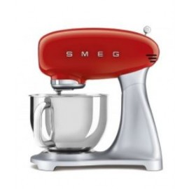 Smeg SMF02RDEU Rojo Robot de Cocina 10 Velocidades