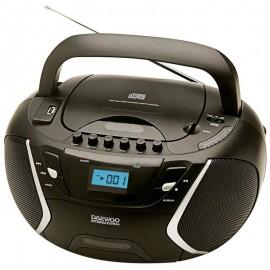 Daewoo DBU-51 Radio CD/FM CD USB Cassette AUX-IN