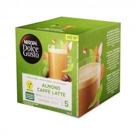 Dolcegusto Caffe Latte Almendra 12 Cápsulas De Café