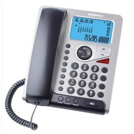 Teléfono Sobremesa Daewoo DTC-450 GRIS