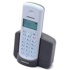 Telefono Inalambrico Daewoo Dtd-1350g Modo Eco, Agenda 50 Números