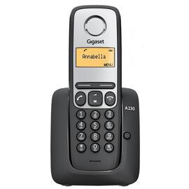 Telefono Inalambrico Gigaset A230 Negro M/l