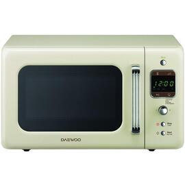 Microondas Daewoo KOG-6LBC 20 L 800/1050W Crema
