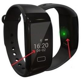 smart-wristband-elco-pd-5020-c-negro