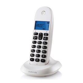 Telefono C1001lb+ Blanco Manos Libres 50 Contactos 10 Melodias