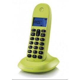 Telefono C1001lb+ Lima Manos Libres 50 Contactos 10 Melodias
