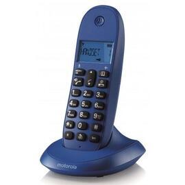 Telefono C1001lb+ Azul Manos Libres 50 Contactos 10 Melodias