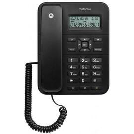 Telefono Cable Ct202 Negro Display + Tonos Pulsos