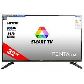 Televisor Led 81.28cm(32inch) (t) Pentafilm Pf-led32smart ,dvb-t2