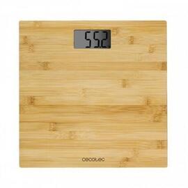 Bascula Baño Cecotec 9300 04087 Desde 5kg A 180kg Graduac.100gr Bambu Digital
