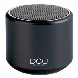 Mini Altavoz Portátil DCU 34156000 Negro 400MAH Bluetooth