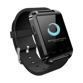 Reloj Smartwatch Brigmton BWATCH-BT2N Negro Android