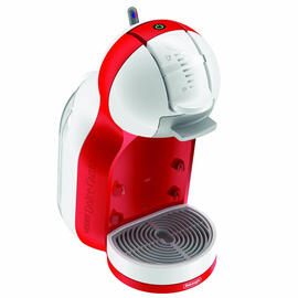 Dolce Gusto MINI ME EDG 305.WR Cafetera automática Blanca y Roja 15 Bares