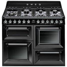 cocina-110x60-cm-3-hornos-electricos-encimera-gas-color-negro-tr4110bl1-smeg
