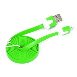 cable-plano-omega-ouamcg-micro-usb-1-0m-verde