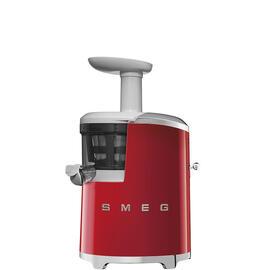 Licuadora de extracción lenta Roja SJF01RDEU
