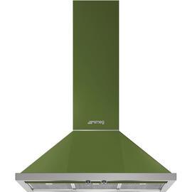 Campana Smeg KPF9OG 815M3/H 3 Velocidades A+ Verde
