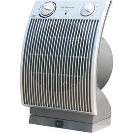 Calefactor Vertical Fh-6035 2200w Oscilante Gris