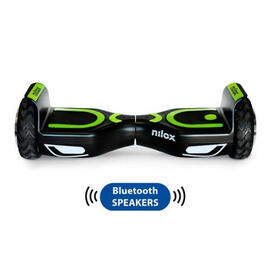 Hoverboard Nilox Doc Black 6.5 New Plus Bluetooth