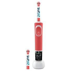 Cepillo Dental Vitality Kids Star Wars Plus Box+2 Recambios