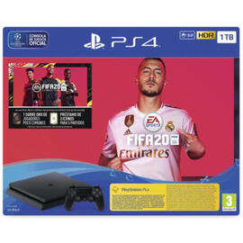 Consola Sony Ps4 Slim 1tb+fifa 20+cupon +suscripcion 14days