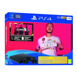 Consola Sony Ps4 Slim 1tb+fifa 20+cupon+mando +suscripcion 14days