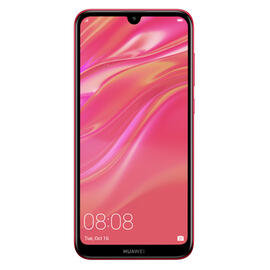 Movil Huawei Y7 2019 Ds Coral Red 6.26inch 3gb Ram 32gb Rom