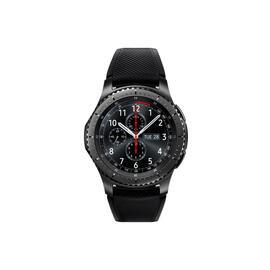 Reloj Deportivo Samsung Gear S3 Frontier Black Sm-r760nda
