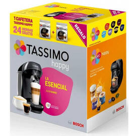Pack Cafetera Tassimo Tas-1002-x (+2 Pack Cafe 1400w)