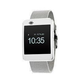 "Reloj Inteligente ORA OSW003-PS Plata 0.95"" IP65 Bluetooth"