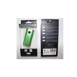 Batería Powerbanks Vivanco 76820 5200MAH Polimero Verde