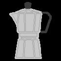 Cafeteras Aluminio