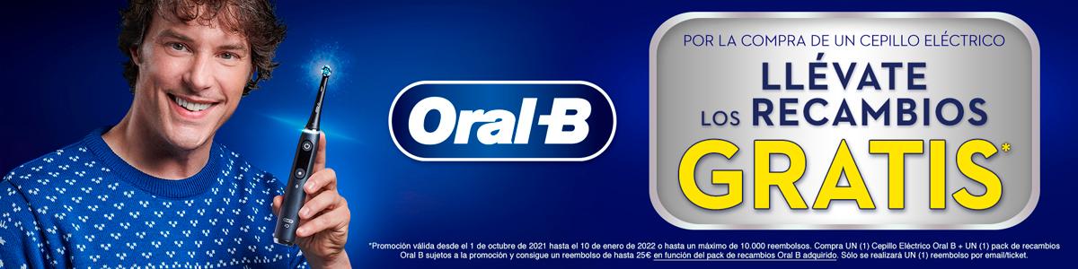 Promo recambios oralb